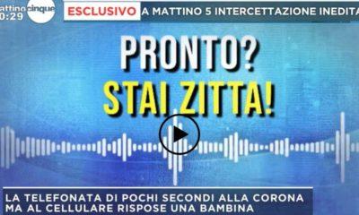 Denise Pipitone intercettazione Anna Corona