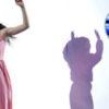 olivia figlia peparini balla con giulia