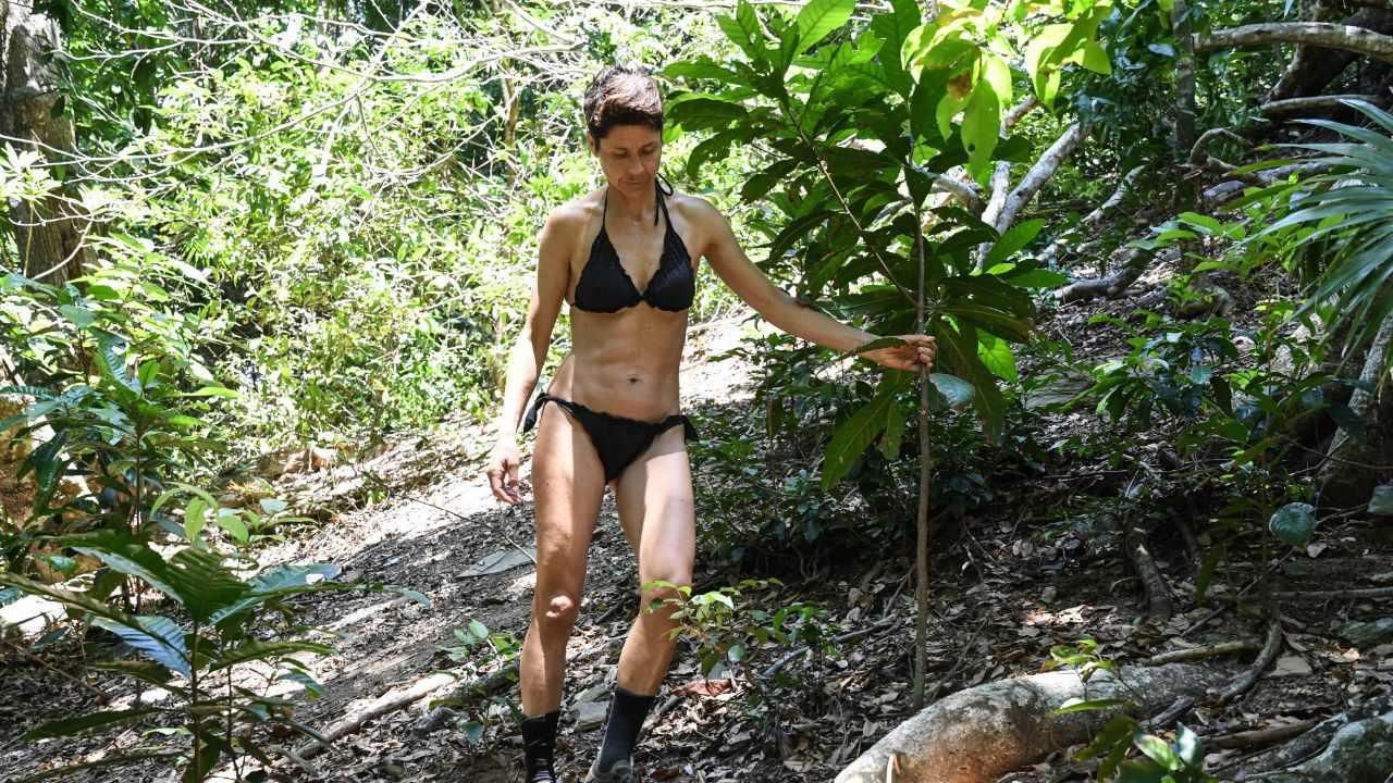 isolde kostner in bikini