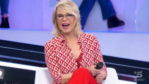 Maria De Filippi lascia Mediaset? La decisione di Pier Silvio Berlusconi