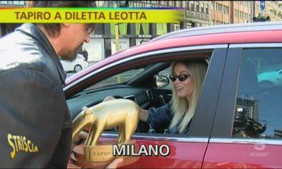 Diletta Leotta Can Yaman tapiro striscia