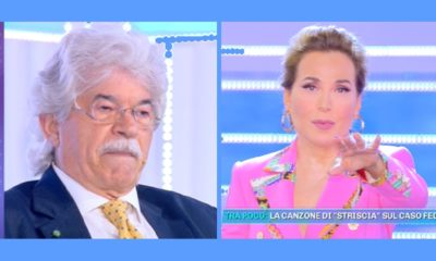 Ex senatore Razzi a Domenica Live