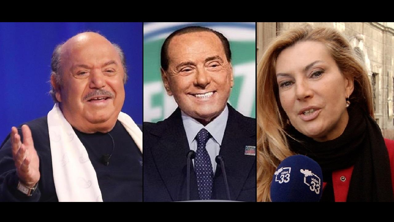 Berlusconi, stato saluto