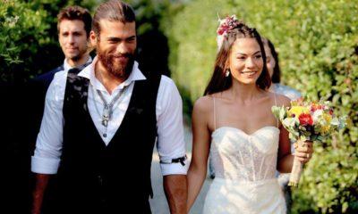 Il matrimonio di Can e Sanem
