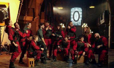 Casa di Carta 5 Netflix ufficializza date di uscita