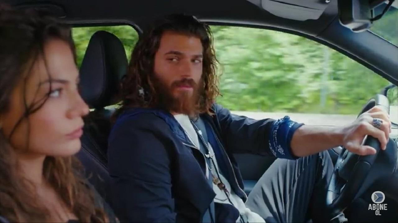 Can e Sanem in auto
