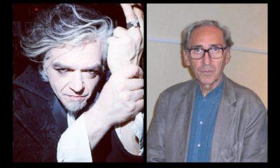 Morgan e Franco Battiato