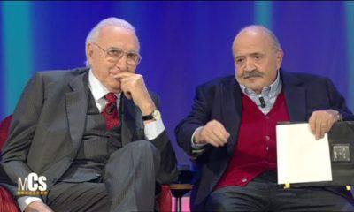 Pippo e Maurizio in tv