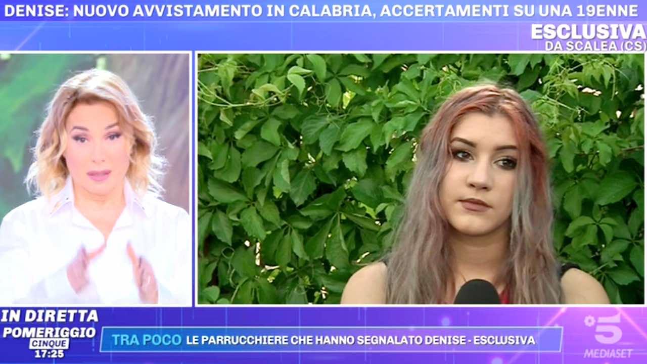 Denise Pipitone non è la ragazza rom Calabria