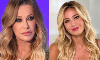 Paola Ferrari contro Diletta Leotta