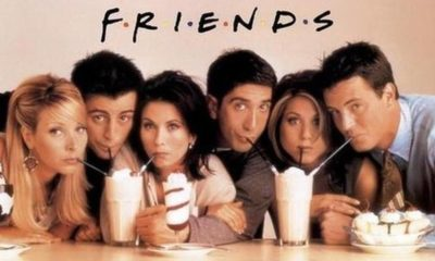 friends, i sei attori