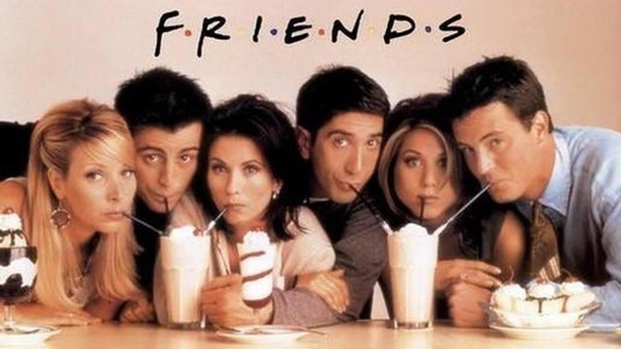 friends, i sei attori