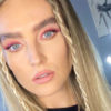 perrie edwards trucco rosa