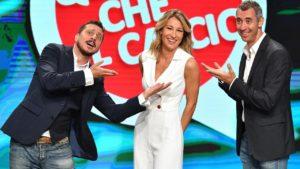 Quelli che il Calcio in prima serata: novità per Mia Ceran, Luca e Paolo