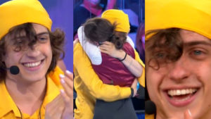 Amici 2021, Sangiovanni piange per Giulia: Maria colpita, Madame commenta