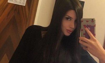 Asia Nuccetelli selfie