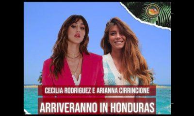Cecilia e Cirrincione finale Isola