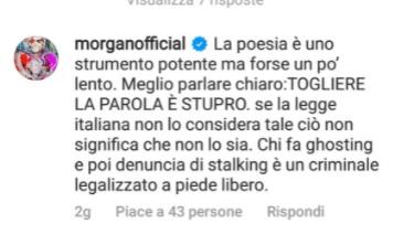 Morgan difesa 2