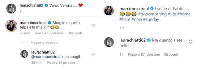 laura chiatti e marco bocci instagram