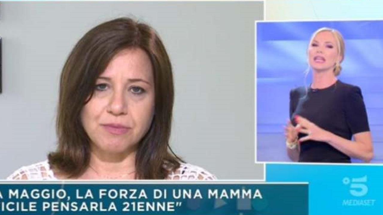 Piera Maggio con Federica Panicucci
