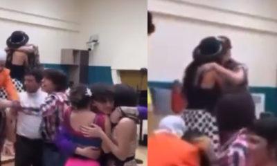 amici 20 video capodanno bacio