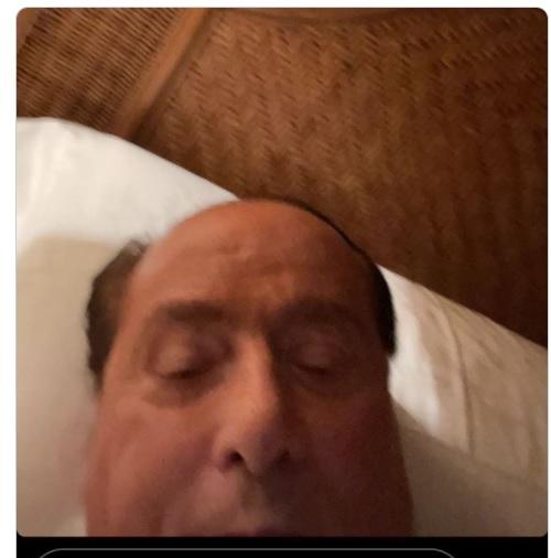 Berlusconi Instagram