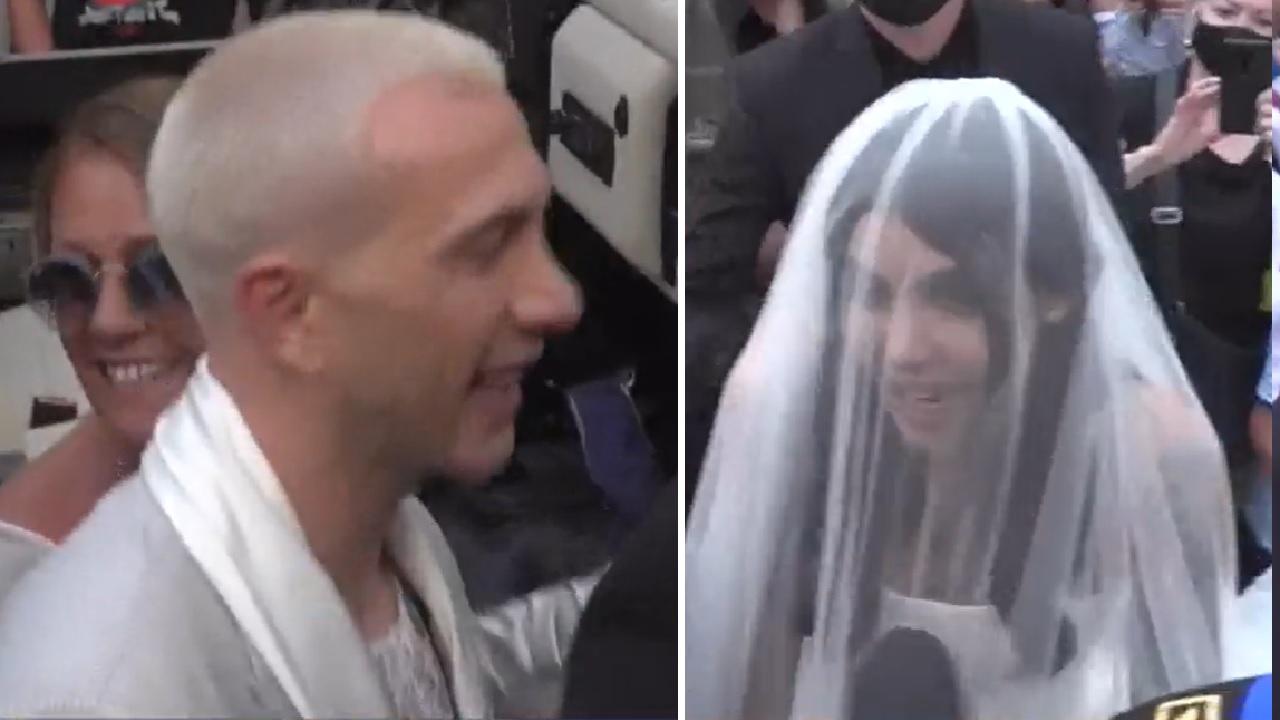 Bernardeschi si è sposato