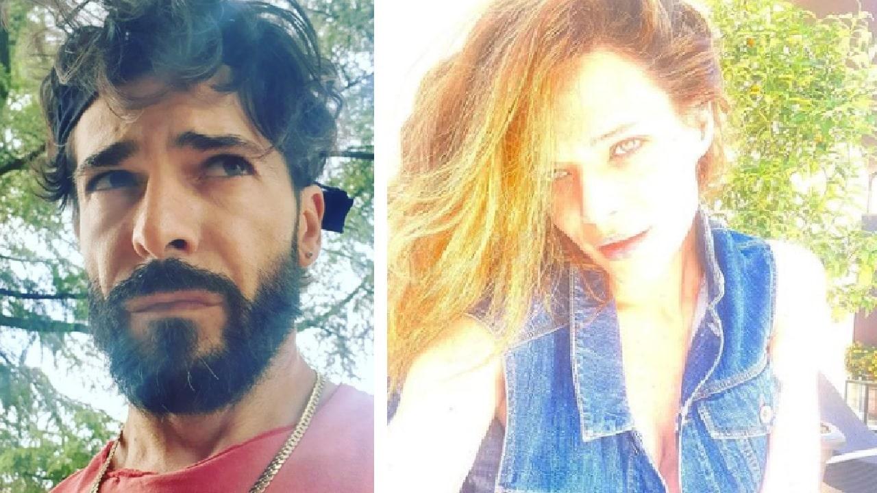 Marco Bocci e Laura Chiatti, baci in spiaggia