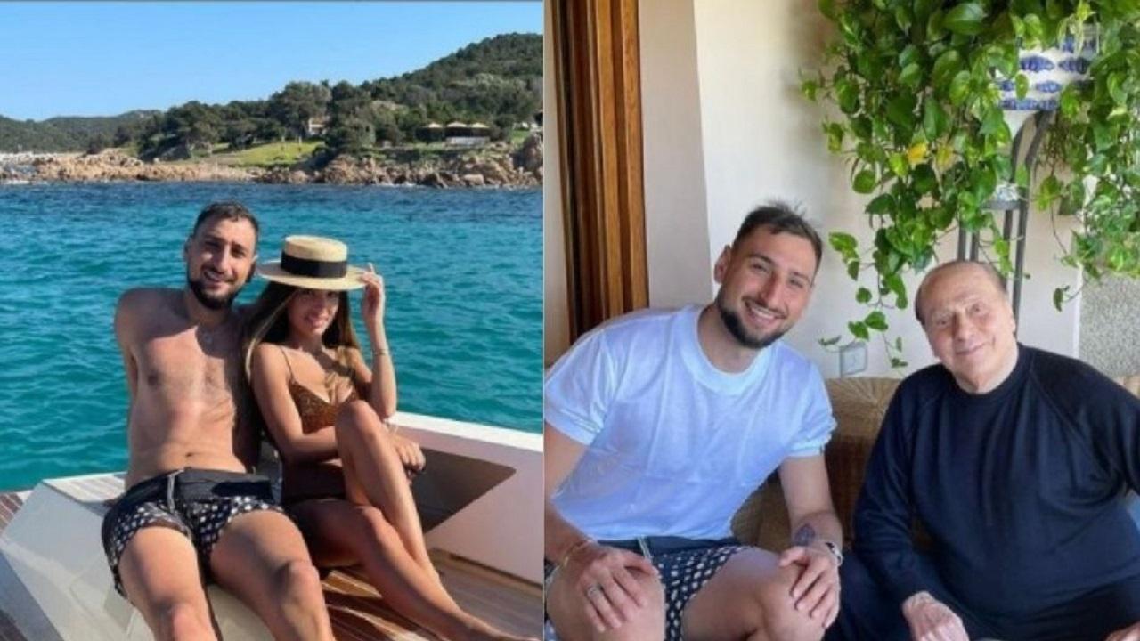 Gigio-Donnarumma-Alessia-Elefante-e-Silvio-Berlusconi-collage