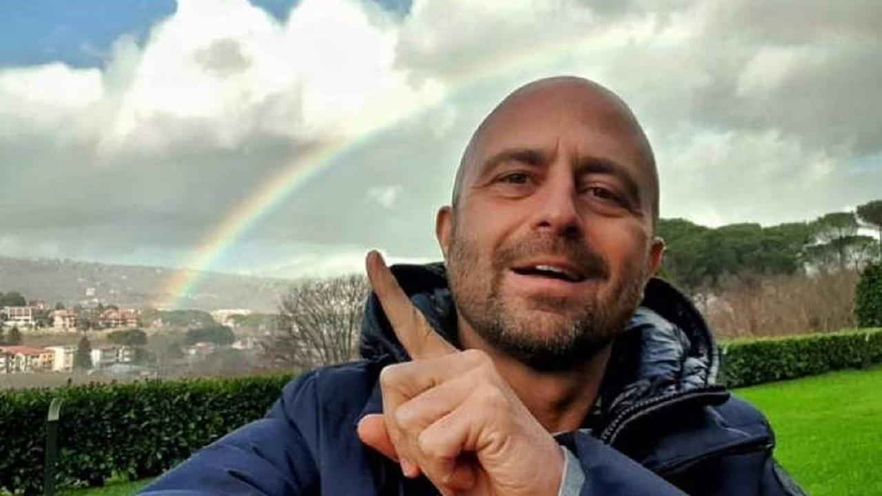 Luca Abete selfie