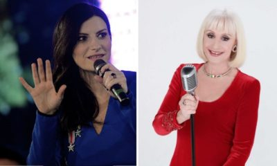 Laura Pausini polemica Carrà
