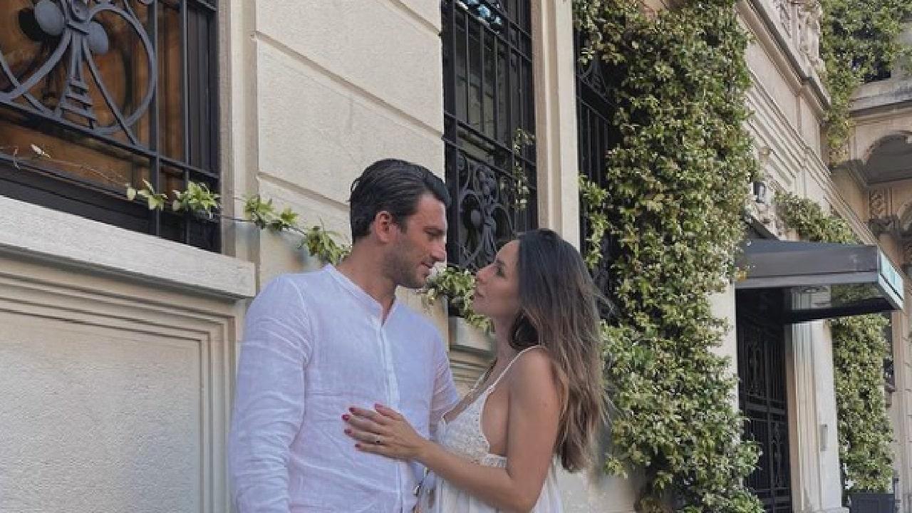 Sonia Pattarino in love