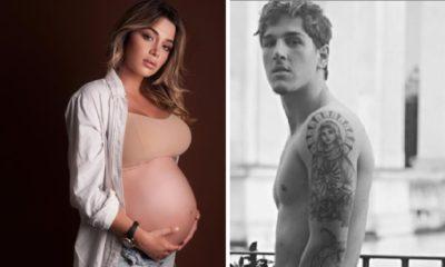 Sara Scaperrotta pronta per il parto