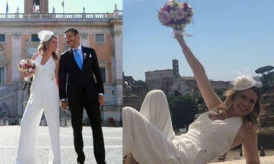 alessandra viero si è sposata