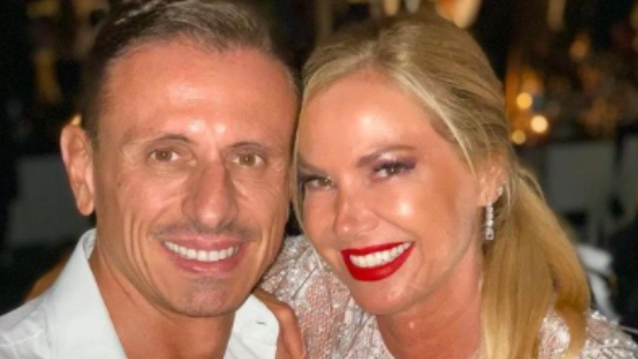federica panicucci fidanzato Marco Bacini repliche haters