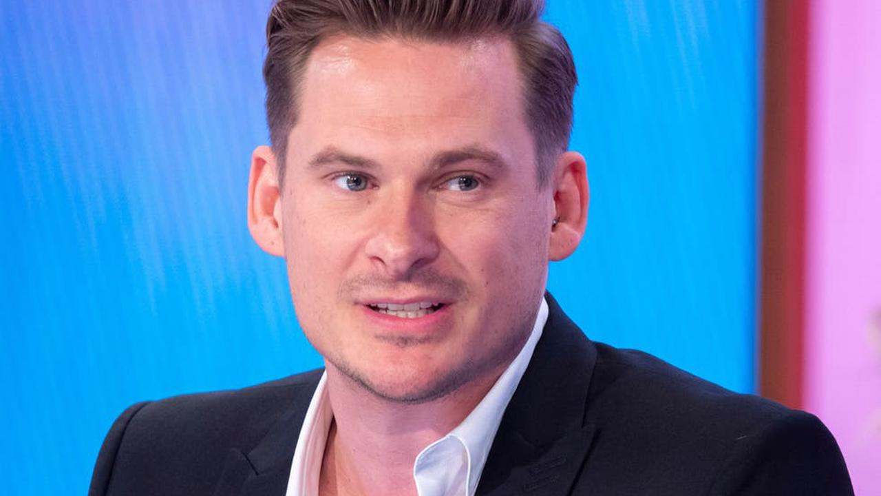 Lee Ryan dei blue coming out