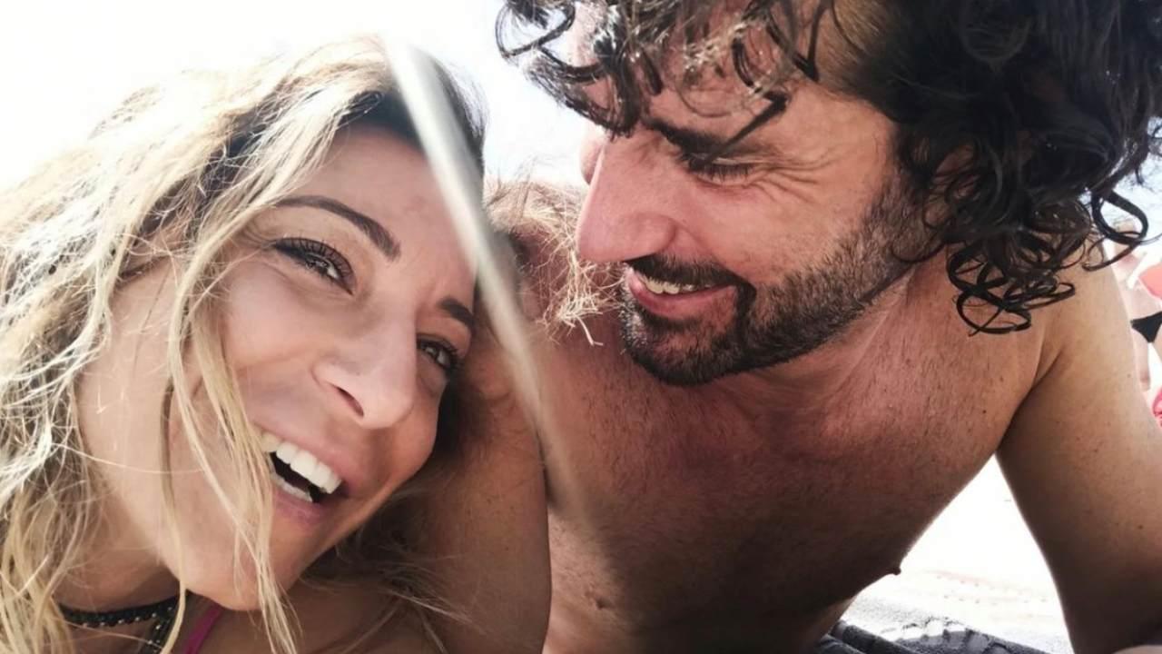 uomini e donne, elisabetta e luca in vacanza