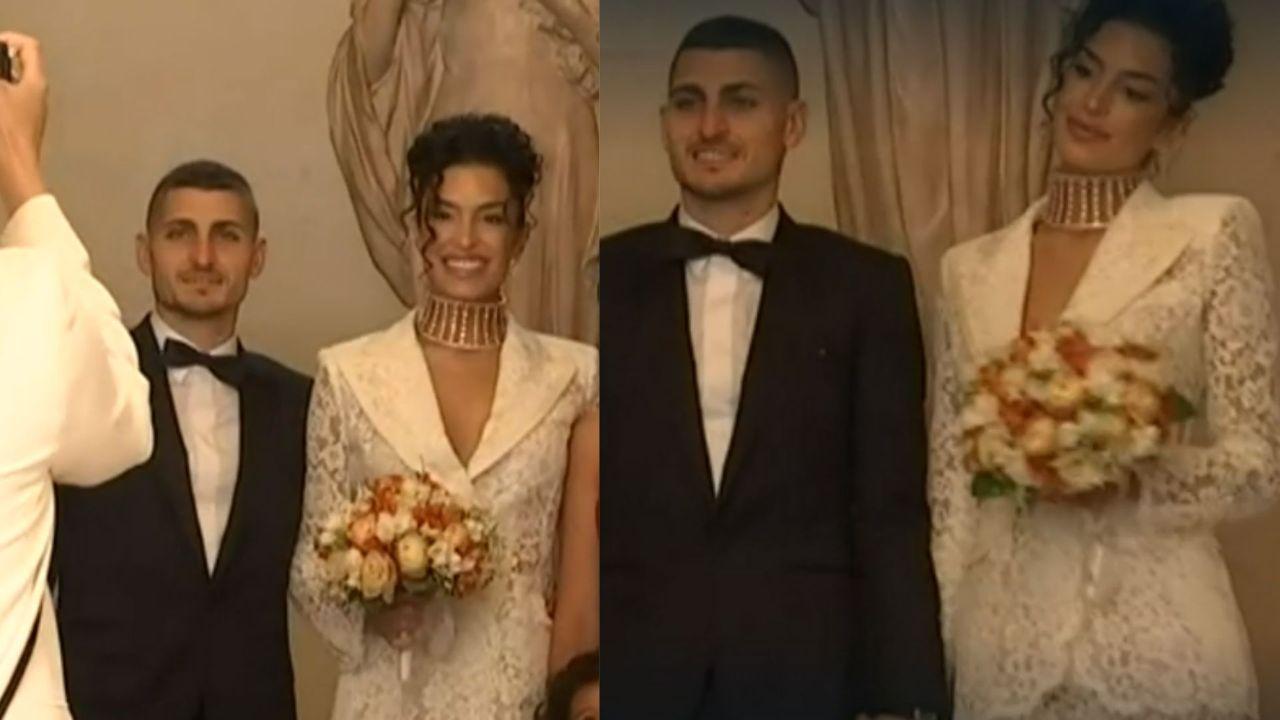 matrimonio verratti jessica aidi