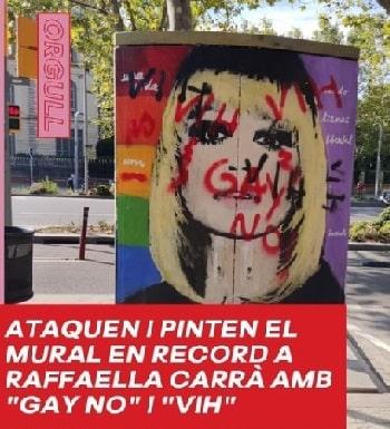 Carrà Spagna, Barcellona