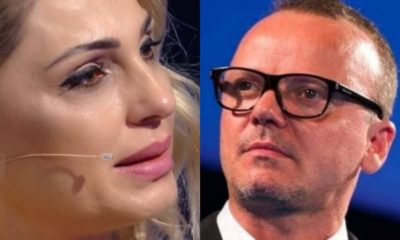 Gigi D'Alessio sofferenza Anna tatangelo
