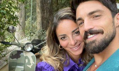 mariano di vaio, selfie con eleonora