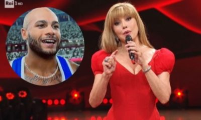 marcell jacobs e milly carlucci