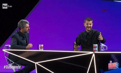 Cattelan e Luca argentero