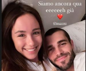 Aurora Ramazzotti in love
