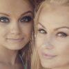 Eva Henger e la figlia hanno fatto pace