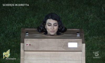 Giulia Salemi Sauna