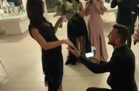 Nicola Panico si sposa