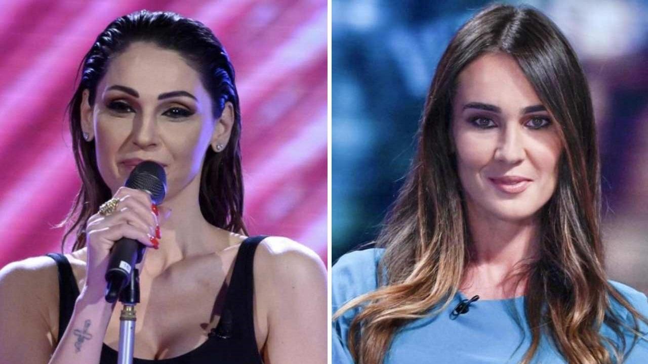 Anna Tatangelo Tv Sorrisi e Canzoni