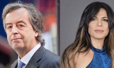 Mietta e Roberto Burioni