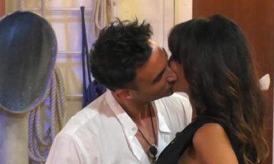 Miriana e Nicola, scatta il bacio
